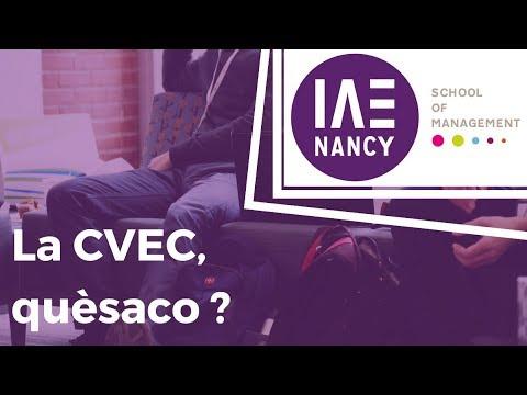 Inscriptions 2018 : la CVEC