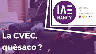 Inscriptions 2018 : la CVEC