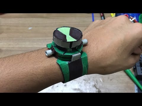 (Full Live Stream)How to make a Ben 10 Alien Force Omnitrix