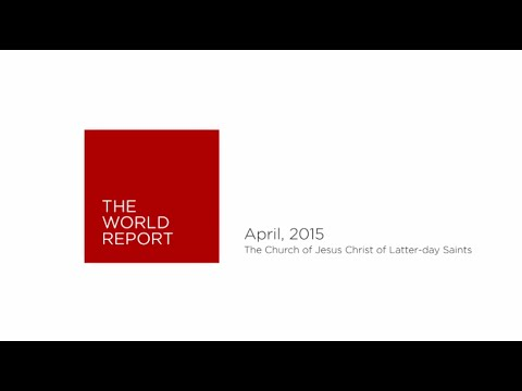 April 2015 World Report