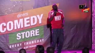Alex Muhangi 2016 Presents Comedy Store - Amooti & New Amarula Production