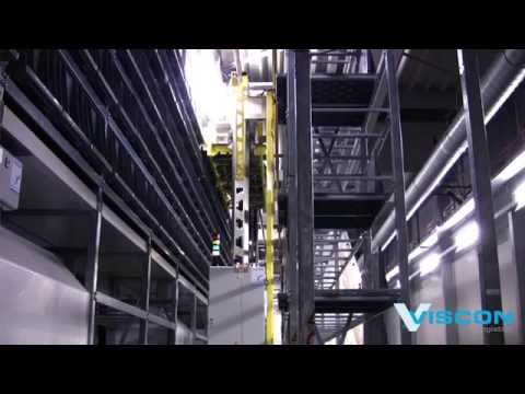 Viscon Logistics - Multiload Storage System