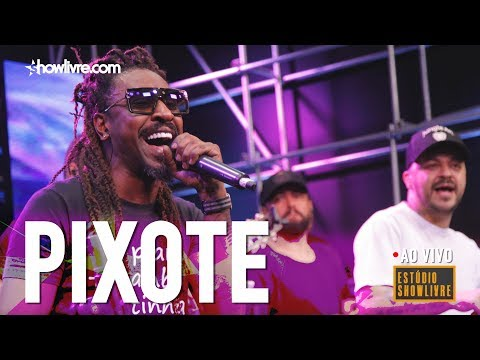 Pixote - Nem De Graça - Ao Vivo no Estúdio Showlivre 2019.