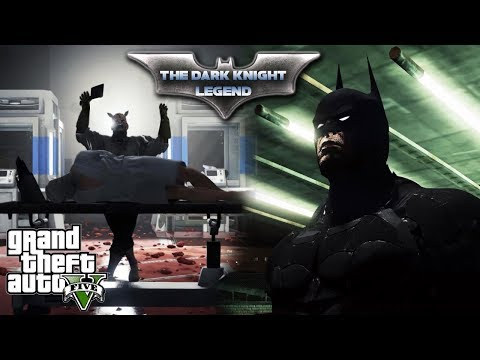 GTA 5: The Dark Knight Legend Part 4 (GTA V Machinima)