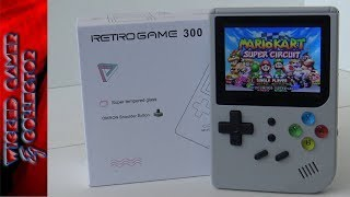 Retro Game 300 Game Boy Clone Handheld is this the LDK Nemesis ??