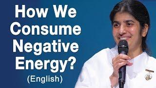 How We Consume Negative Energy?: BK Shivani at Adelaide