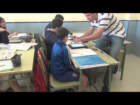 Edutablets. Proyecto 14. IES Ilíberis. Atarfe.