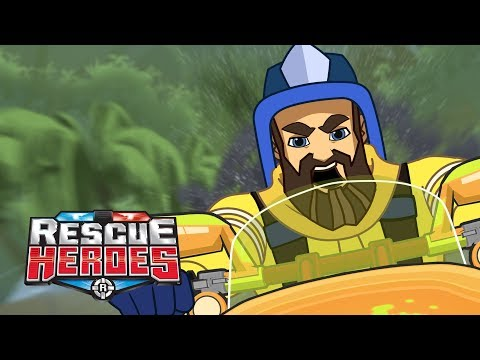 Rescue Heroes™ - Facing Your Fears | Episode 5 | Cartoons For Kids | Fisher-Price