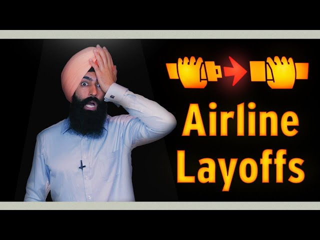 32,000 Airline Employees Were Fired - Airline Layoffs Explained