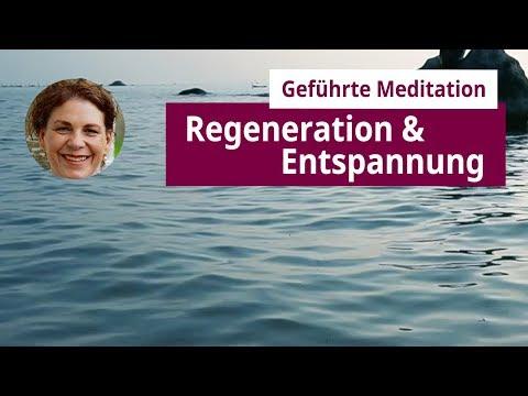 Regeneration & Entspannung in 15 Minuten [Geführte Meditation]