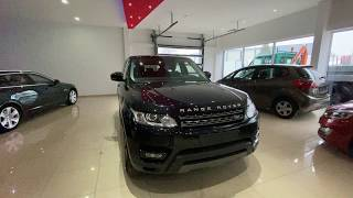 Land Rover Range Rover Sport TDV6 bei Penders Automobile