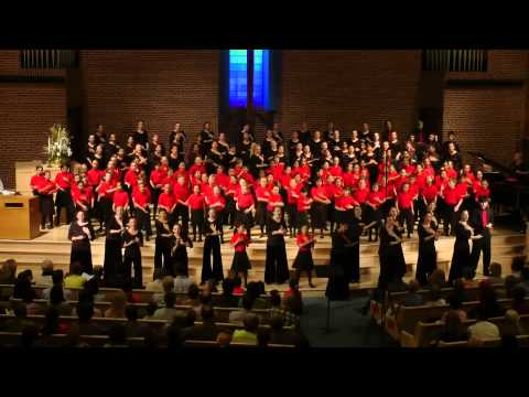 "Cantabile Youth Singers - ""Kusimama"" by Jim Papoulis"