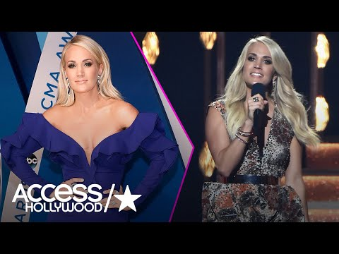 Carrie Underwood Stuns With 11 Outfits At 2017 CMA Awards: See Everything She Wore!