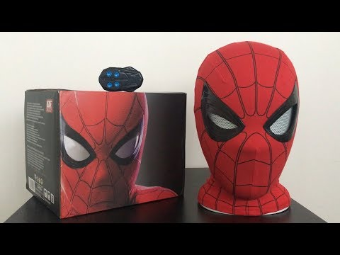 Unboxing SPIDER-MAN MECHANICAL