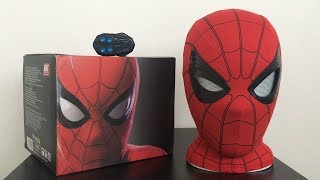 Unboxing SPIDER-MAN MECHANICAL LENSES by Cattoys