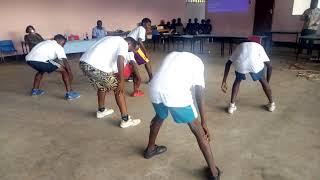 CREATIVE DANCE from HIGHVIEW SECONDARY SCHOOL