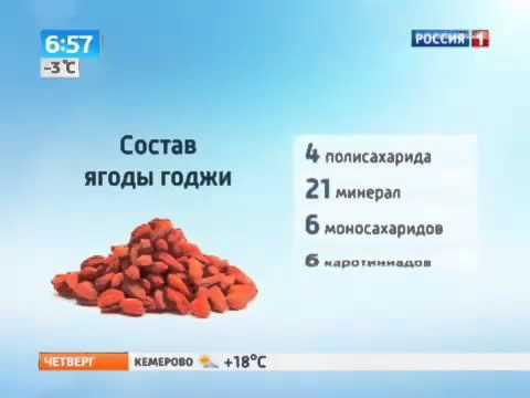 ягоды годжи купить в аптеке - YouTube
