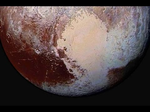 Below Pluto's 'Heart' A Slushy Ocean May Churn | Video