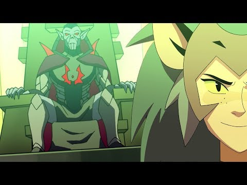 Catra Overthrows Hordak! [She-Ra and the Princesses of Power Theory]