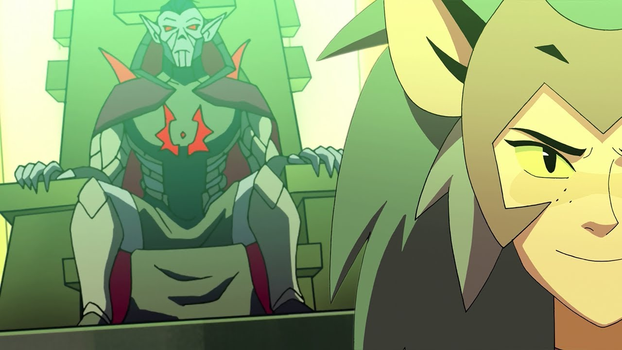 Catra Overthrows Hordak She Ra And The Princesses Of Power