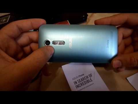 Смартфон ASUS Zenfone Go ZB450KL. Отзыв.