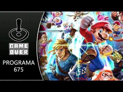 Game Over 675: Super Smash Bros Ultimate thumbnail