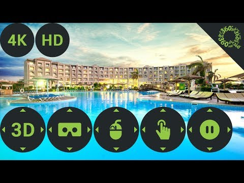 3D Hotel Mirage Aqua Park & Spa. Egypt, Hurghada / 2017 Project 360Q
