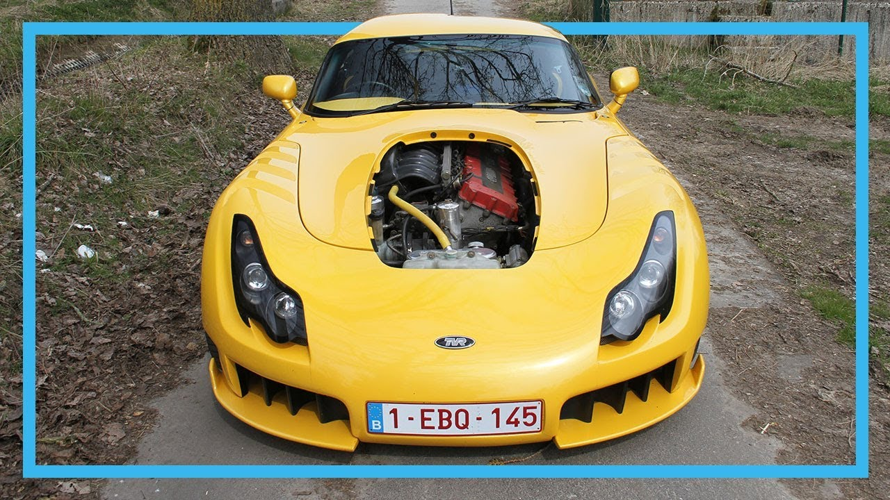 Tvr Sagaris Extremely Loud Sound And Fast Ride Youtube