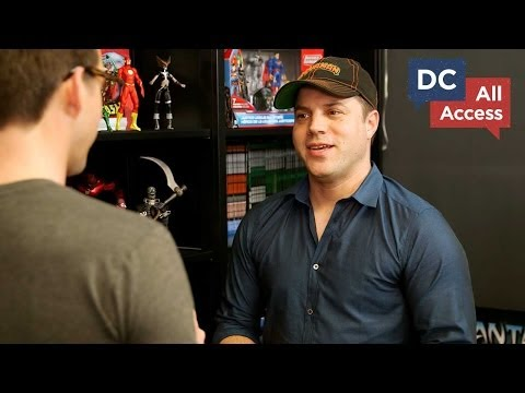 DC All Access - Bonus Clip - Geoff Johns Answers Questions From Fans