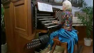 Diane Bish - Toccata from Symphony No. 5 by Charles-Marie Widor