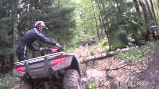 ATV CLUB ГАЛКА едет на РЛС (17.09.2011) Part 4