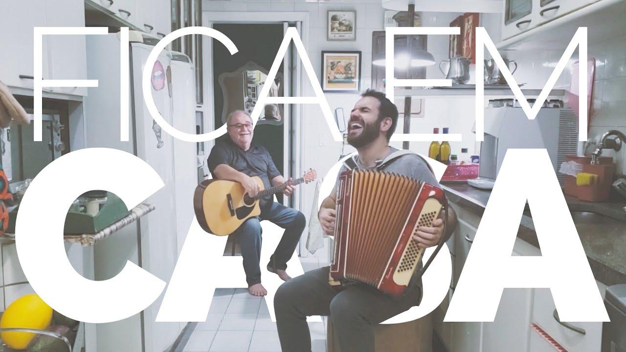 Gon - Serapião Feat. Pai | FICA EM CASA SESSIONS