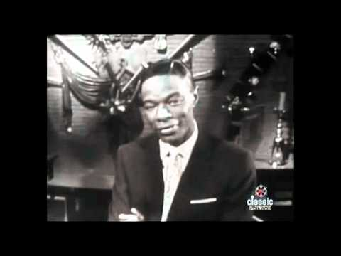 ♫ Nat King Cole ♪  Christmas Song ♫ Video & Audio Restored HD