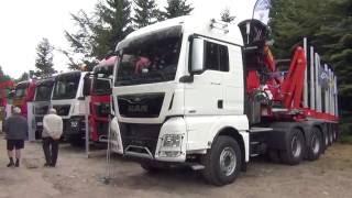 Fête du bois 2016 / Show trucks ! [Camions]