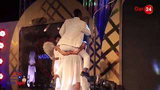 mbosso-alivyo-perform-wimbo-nadekezwa-mbele-ya-waziri-mwakyembe-na-mkuu-wa-mkoa-makoda-sziff-2019