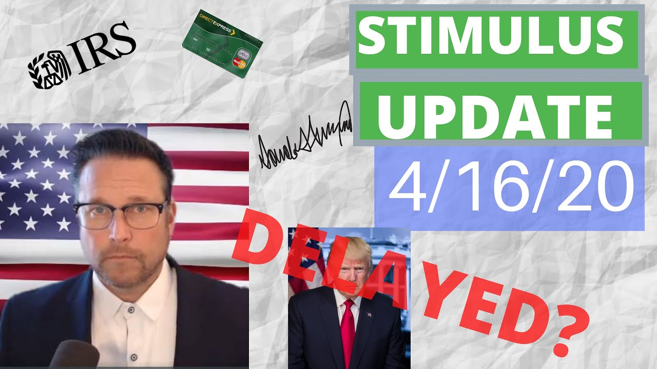 Stimulus Check Update: How to apply online. - YouTube