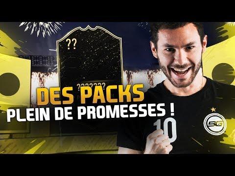 DES PACKS PLEIN DE PROMESSES !