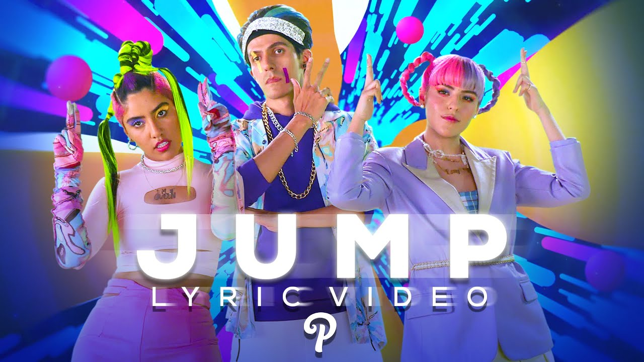Los Polinesios - JUMP  Lyric Video Polinesios