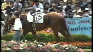 1992年日本ダービー 木梨ノリゾー予想