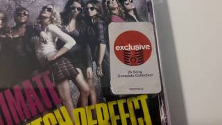 Ultimate Pitch Perfect: Original Motion Picture Soundtrack (Target Excusive) (CD Unboxing)