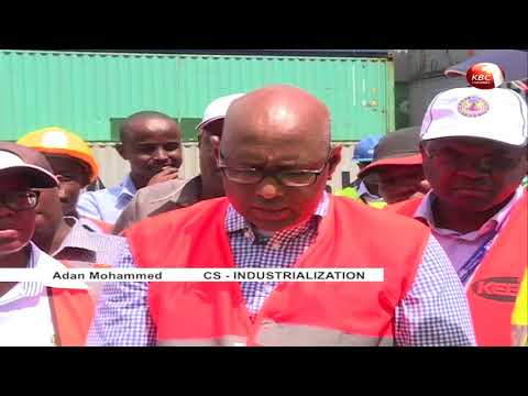 government targets to stop counterfeit goods from being smuggled into the country