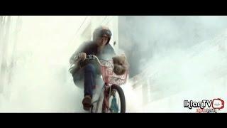 Iklan Mizone Terus Semangat Terus edisi Ngebut Naik Sepeda