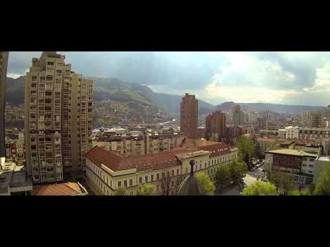 No.6 - AKO HOCES GHETTO/Ovde Toga Nema (OFFICIAL VIDEO)