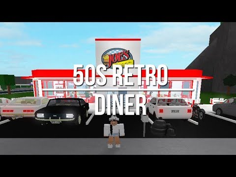 ROBLOX | Welcome to Bloxburg: 50s Retro Diner 43k