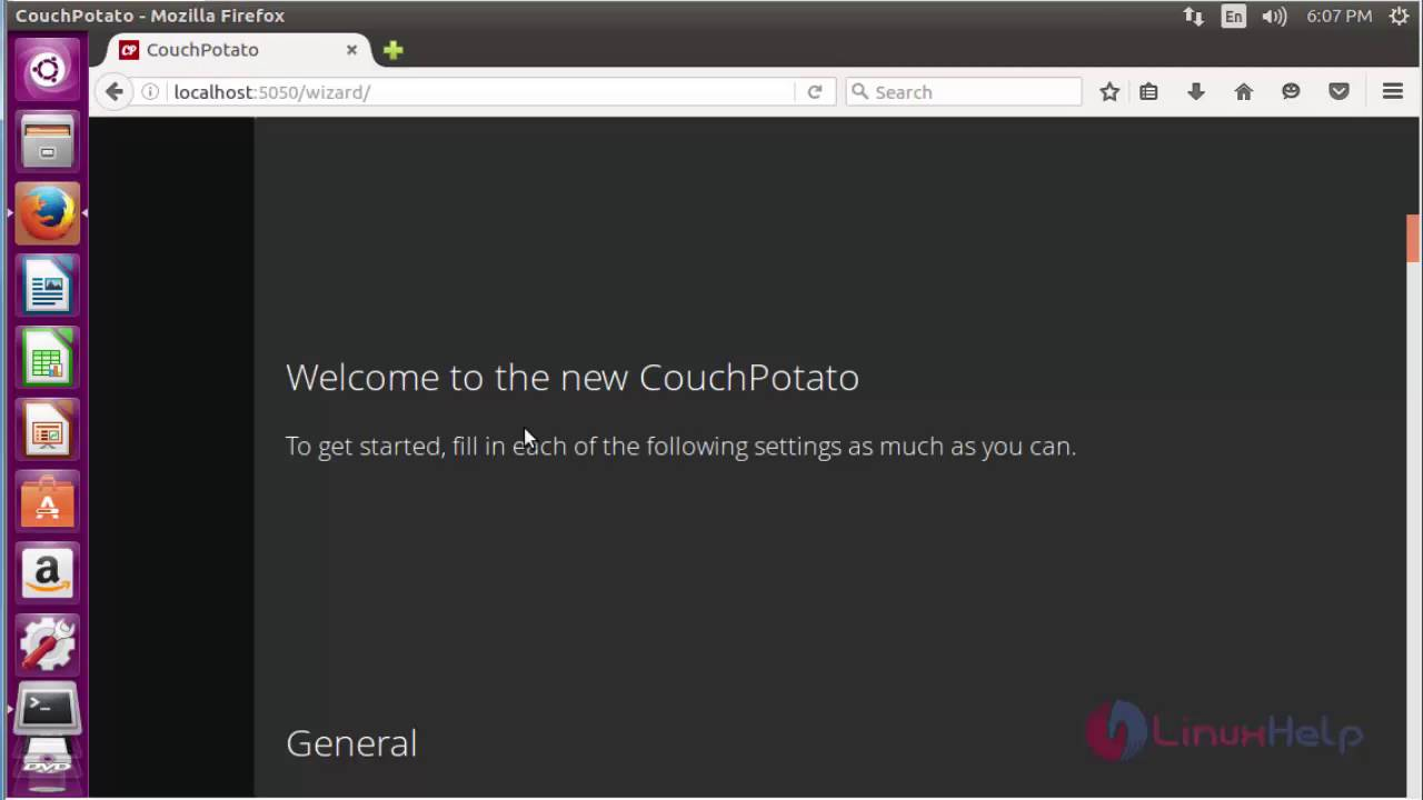How to install CouchPotato in Ubuntu 16 04