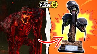 Here's Why Fallout 76's NEW BOSS FIGHT is Worth Grinding (A Colossal Problem Event)