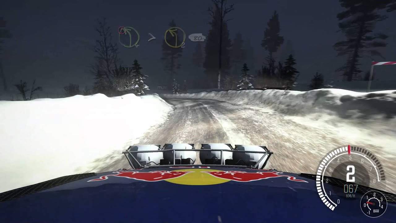 Dirt Rally Rally Sweden Night Stage YouTube - Rally sweden map 2016