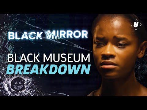 Download Youtube: Black Mirror Season 4 Black Museum Breakdown And Easter Eggs!