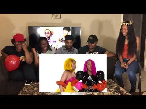 Nicki Minaj - Barbie Tingz Music Video Reaction.