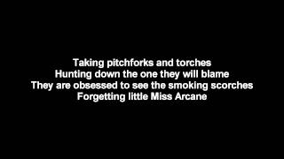 Lordi - Missing Miss Charlene | Lyrics on screen | HD